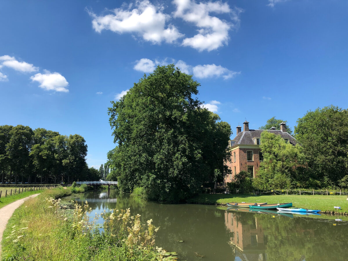 Van Kromme Rijn tot Heuvelrug