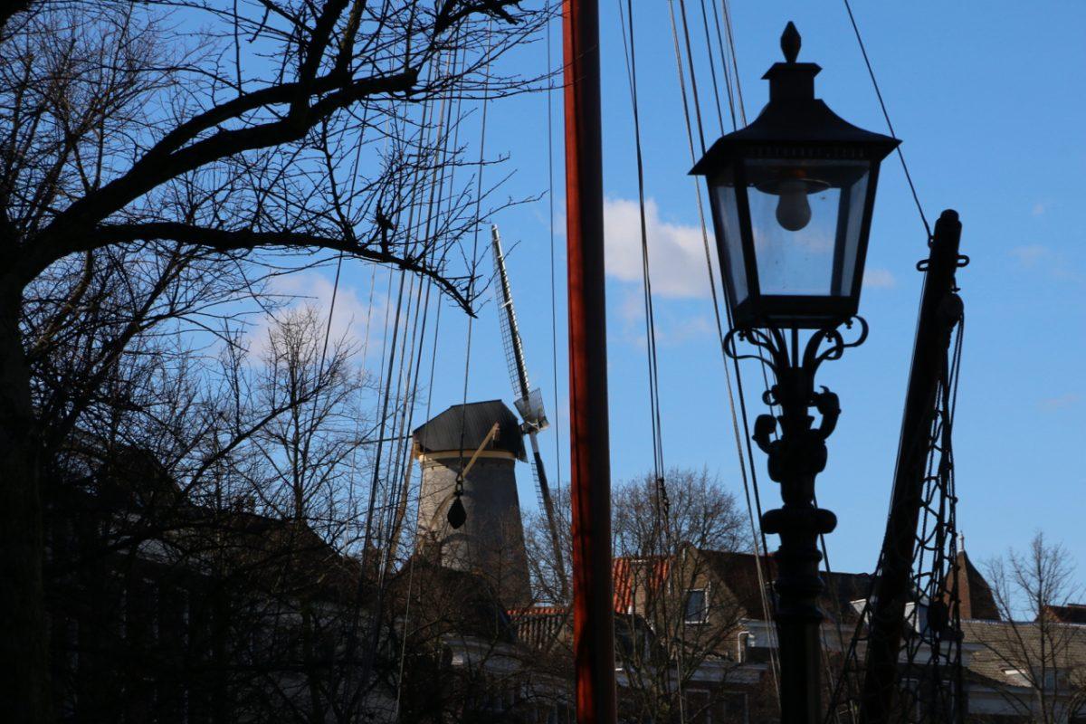 Nieuwe NS-route Schiedam Jeneverstad